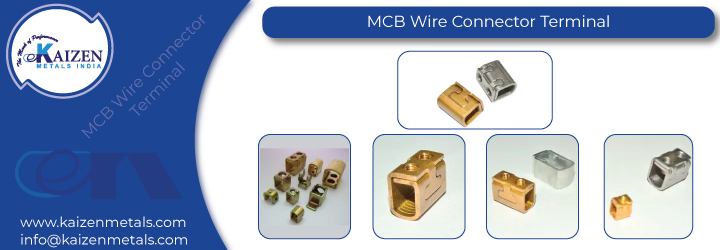 MCB Wire Connector Terminal